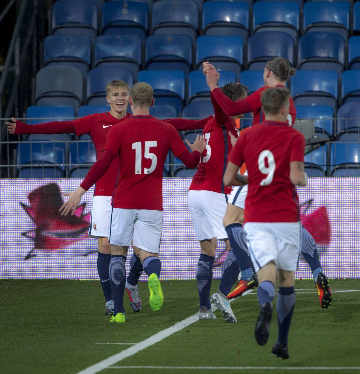 Norway U21 v Germany U21