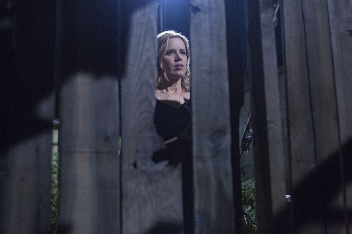 Madison faces down her worst fears on Fear the Walking Dead.