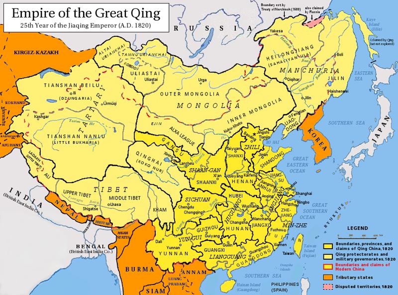 Maps That Explain North Korea Vox - World map north