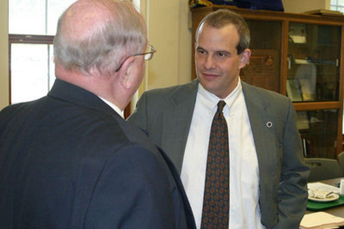 <em>Charles Bloom:  SEC Associate Commissioner for Media Relations (USC '85)</em>