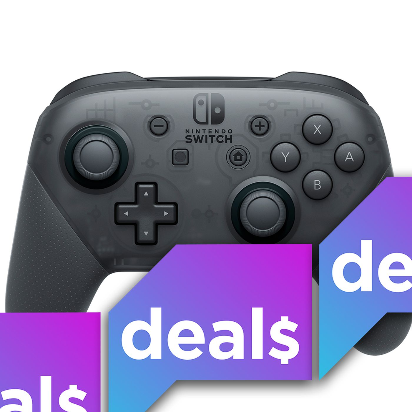 Best Gaming Deals Nintendo Switch Pro Controllers Microsd Cards Pcs Polygon