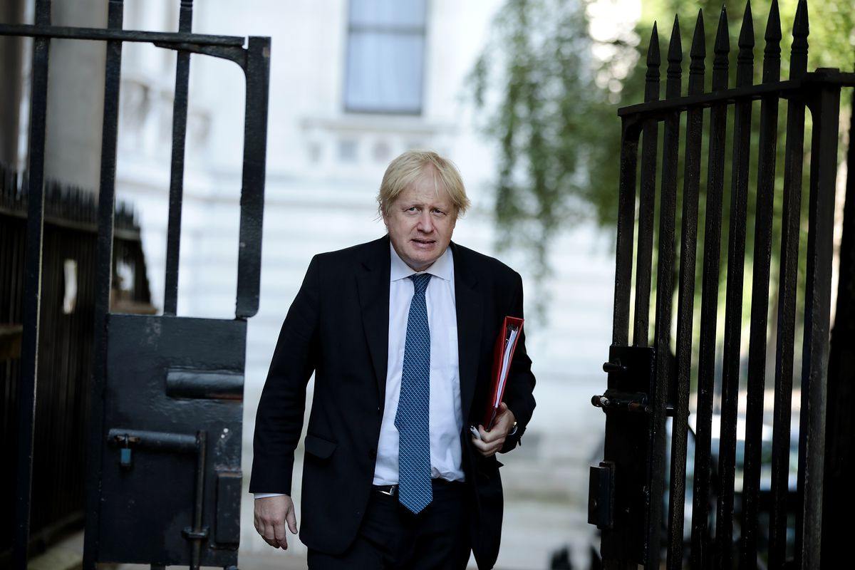 Boris Johnson resigns over Brexit talks. Theresa May could ...
