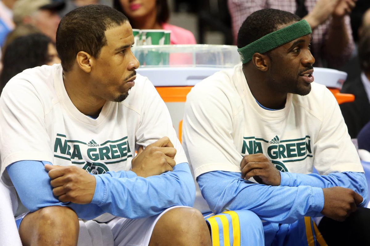 Will these guys pair up in the backcourt again in Coach Shaw's system?