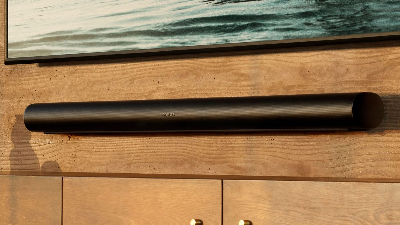 Sonos announces the Arc, its first Dolby Atmos soundbar - The Verge