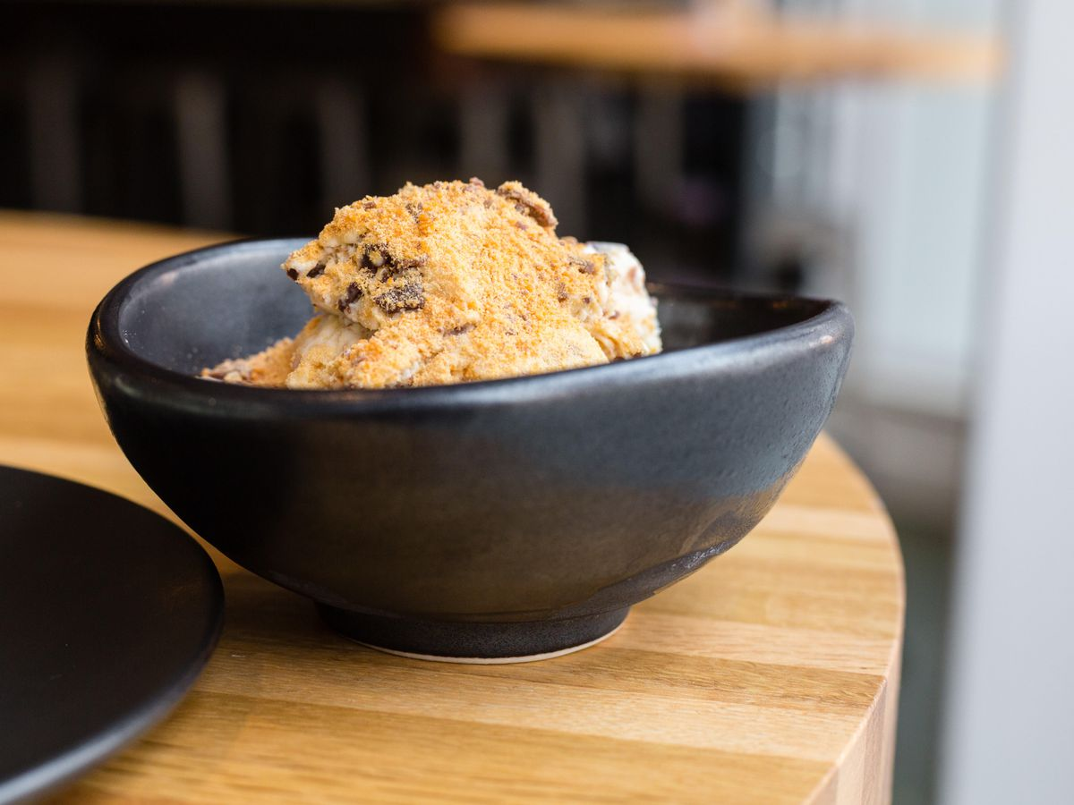 Ok Omens, the wine bar next door to Castagna, has next-level desserts available after wine and snacks