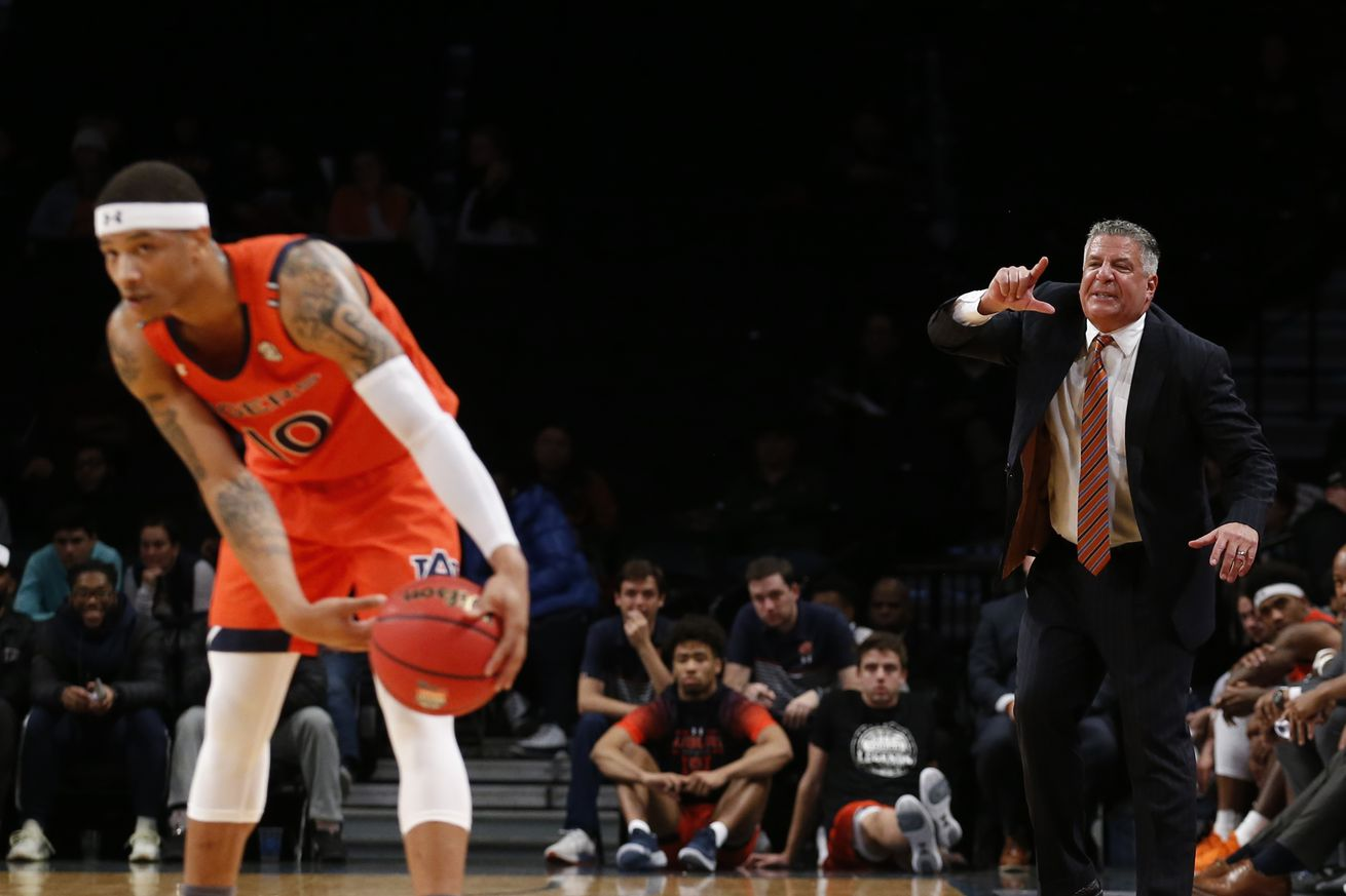 NCAA Basketball: Auburn at New Mexico