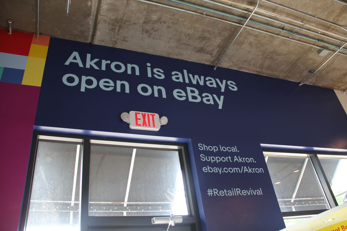 Ebay's Retail Revival positions e-commerce as small-store