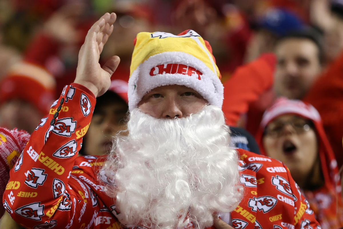 NFL: DEC 16 Chargers at Chiefs
