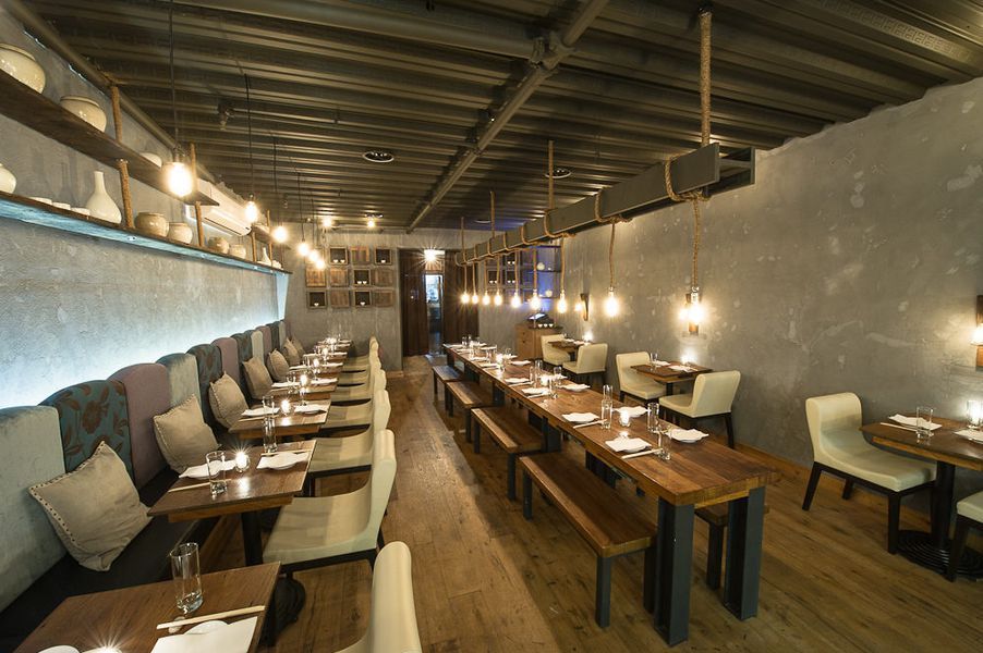 Hanjan Restaurant Nyc