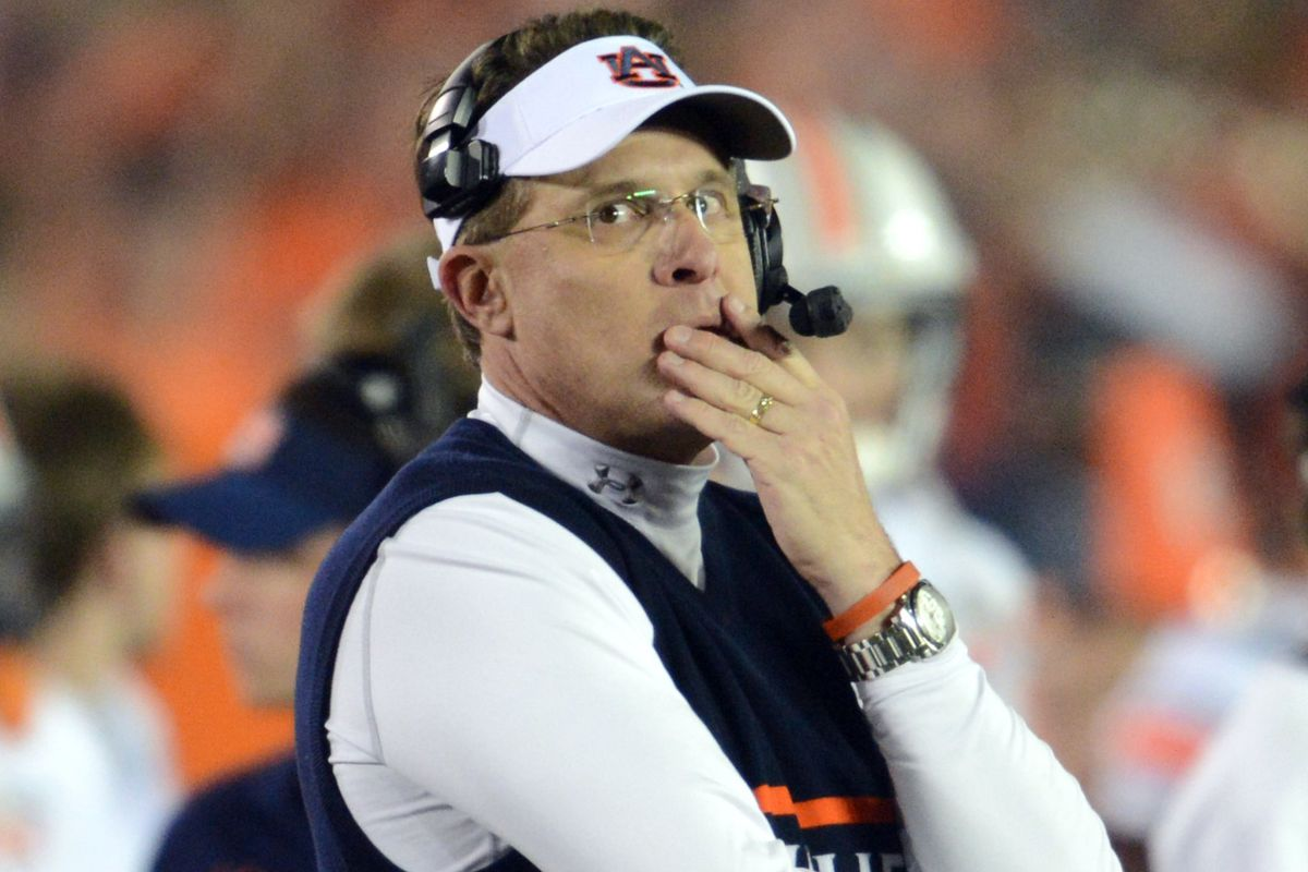 You can be sure Malzahn will have some sort of offensive voodoo up his sleeves.