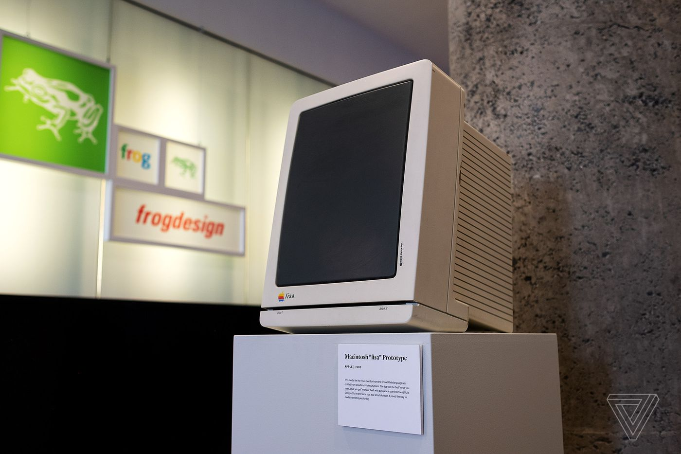 300a3299aac A photo history of Frog, the company that designed the original Mac - The  Verge