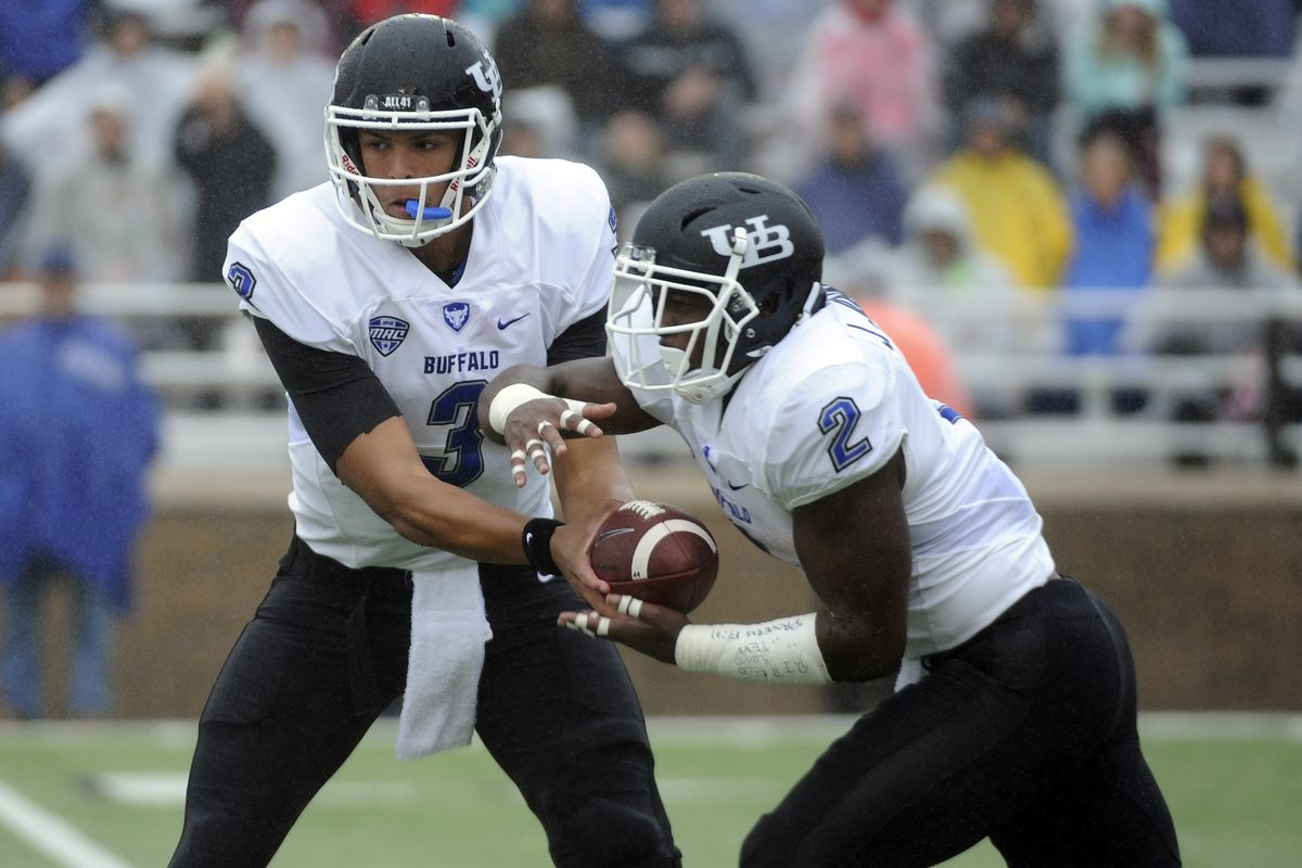 NCAA Football: Buffalo at Boston College