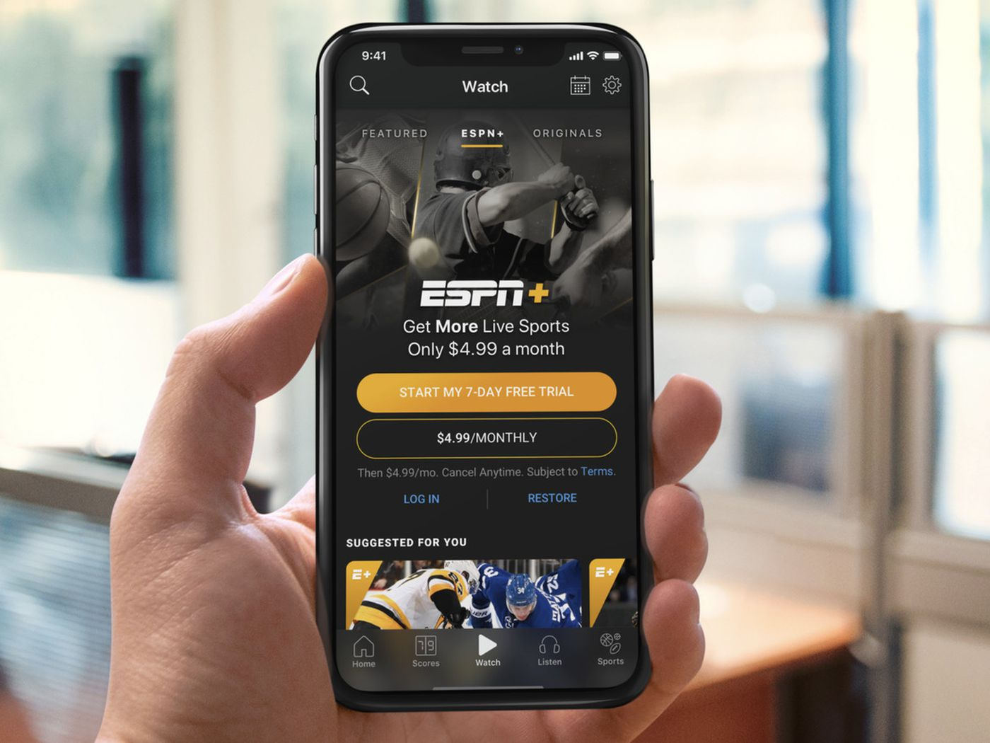 Espn Has Started Running Pre Roll Ads Frustrating Paying Subscribers The Verge