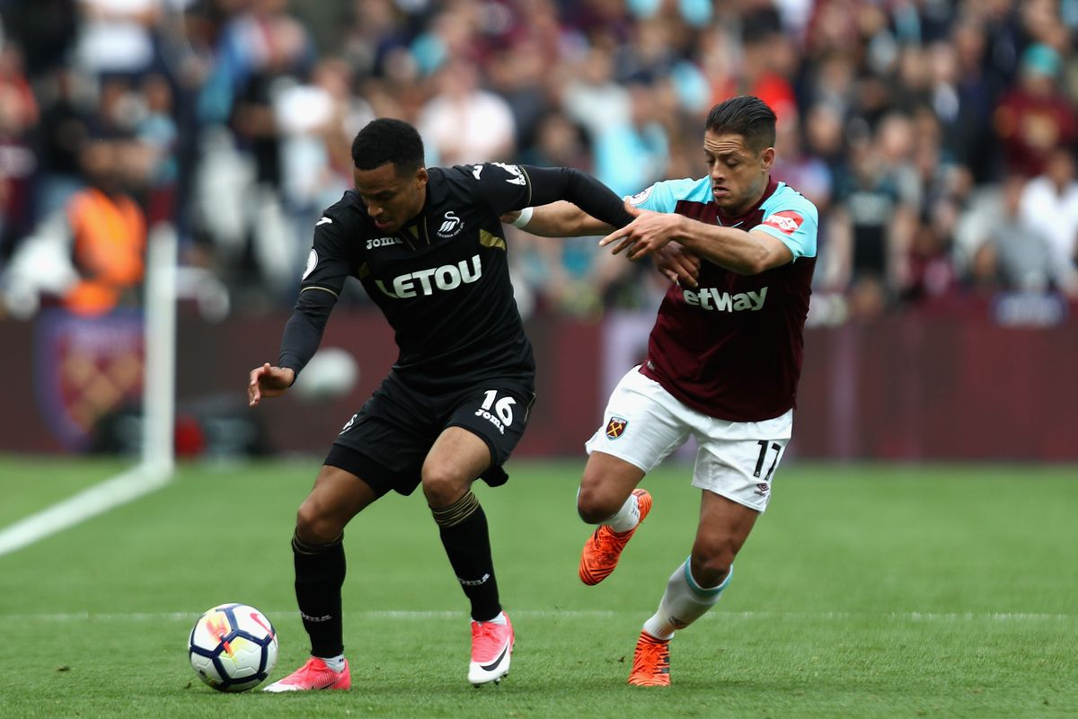 Javier Hernandez dismisses West Ham United exit rumours