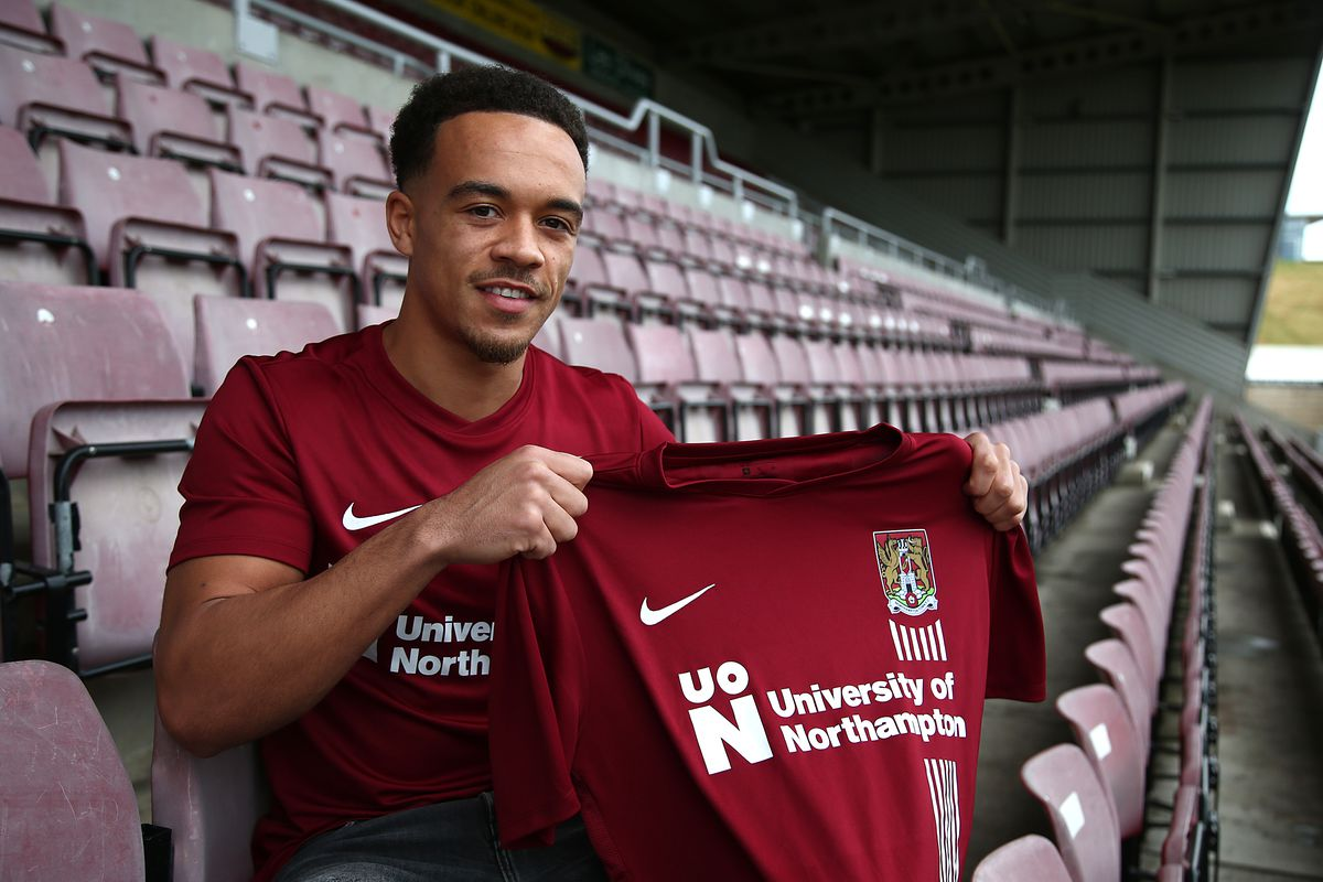 Northampton Town Unveil New Signing Shay Facey