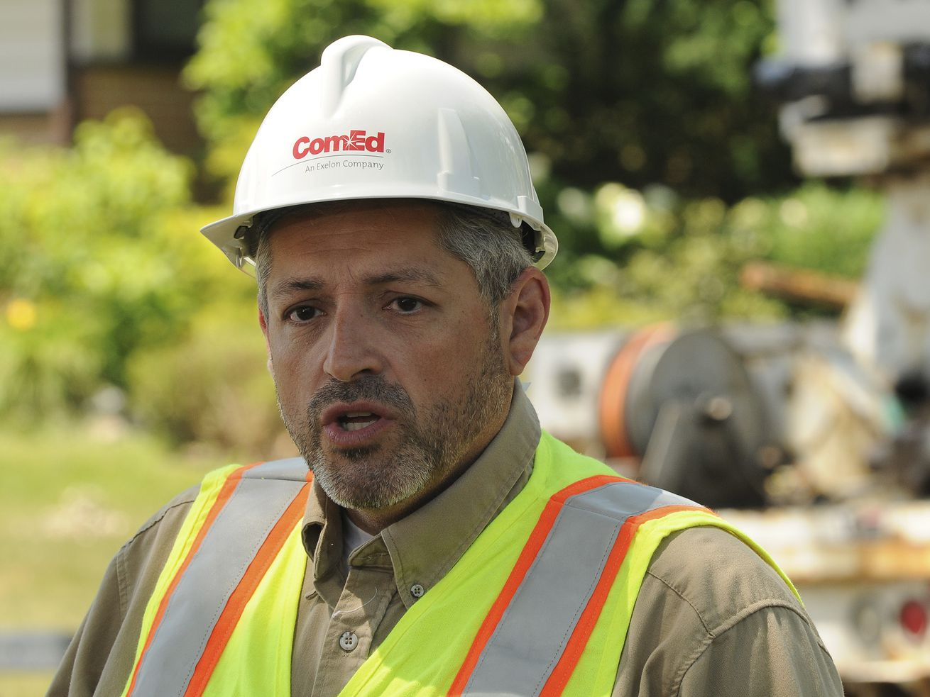 Fidel Marquez, former ComEd vice president of governmental and external affairs.