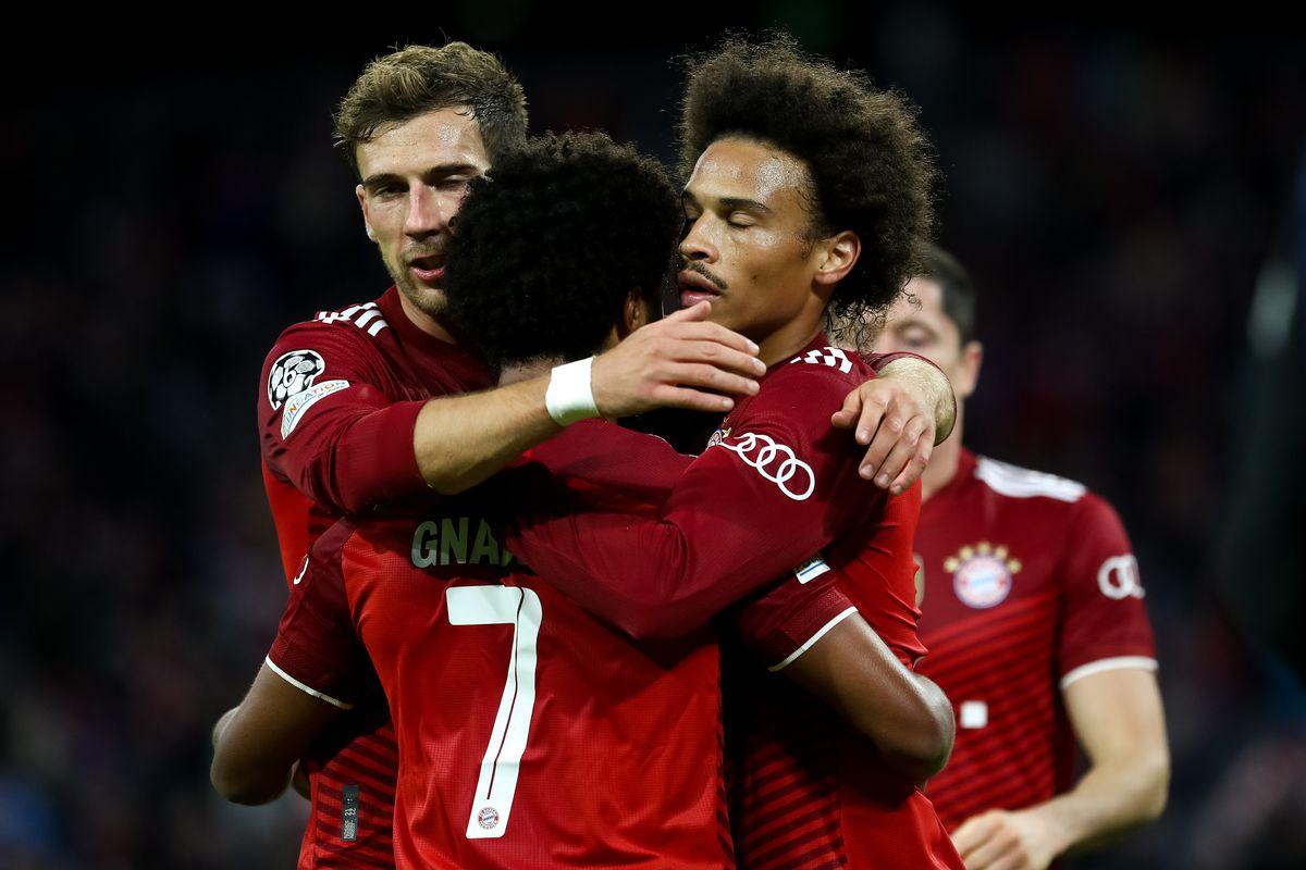 Bayern Munchen v Dinamo Kiev - UEFA Champions League Group Stage