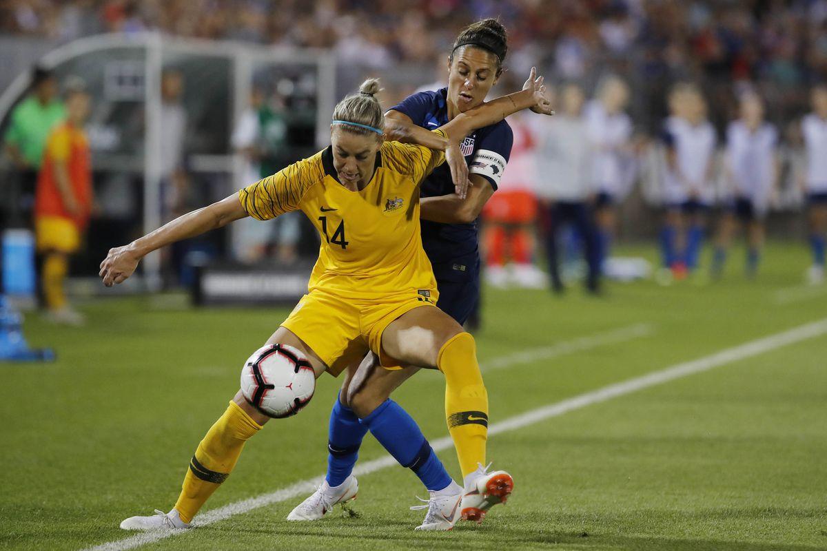 Amanda Horan Kennedy usa vs. australia, international friendly: preview, how to