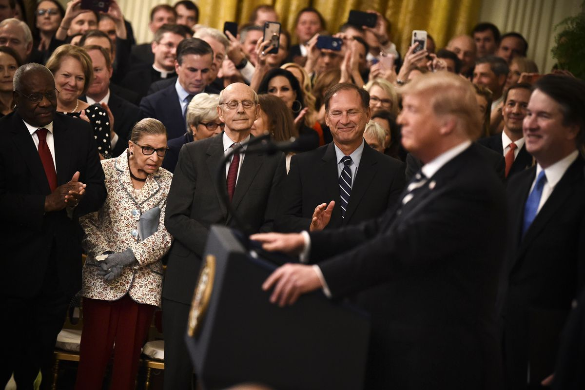 The one thing Democrats can do to stop Trump from replacing Justice Ginsburg
