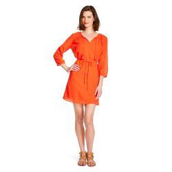 "Peasant dress, <a href=""http://www.target.com/p/women-s-gauze-peasant-dress-merona/-/A-16871980#prodSlot=medium_1_22&term=%22carnival+collection%22"">$27.99</a>"