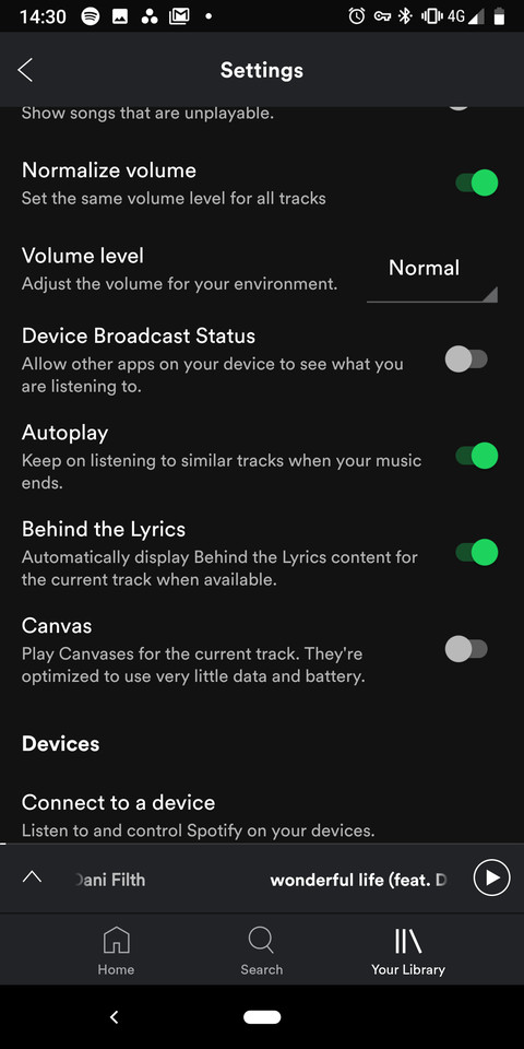 How to turn off Spotify's background videos - The Verge