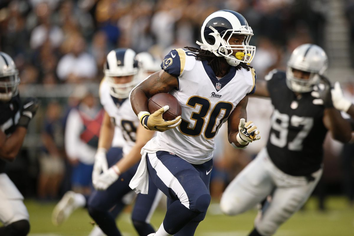Fantasy Football Drafting The La Rams Without Breaking Your Team