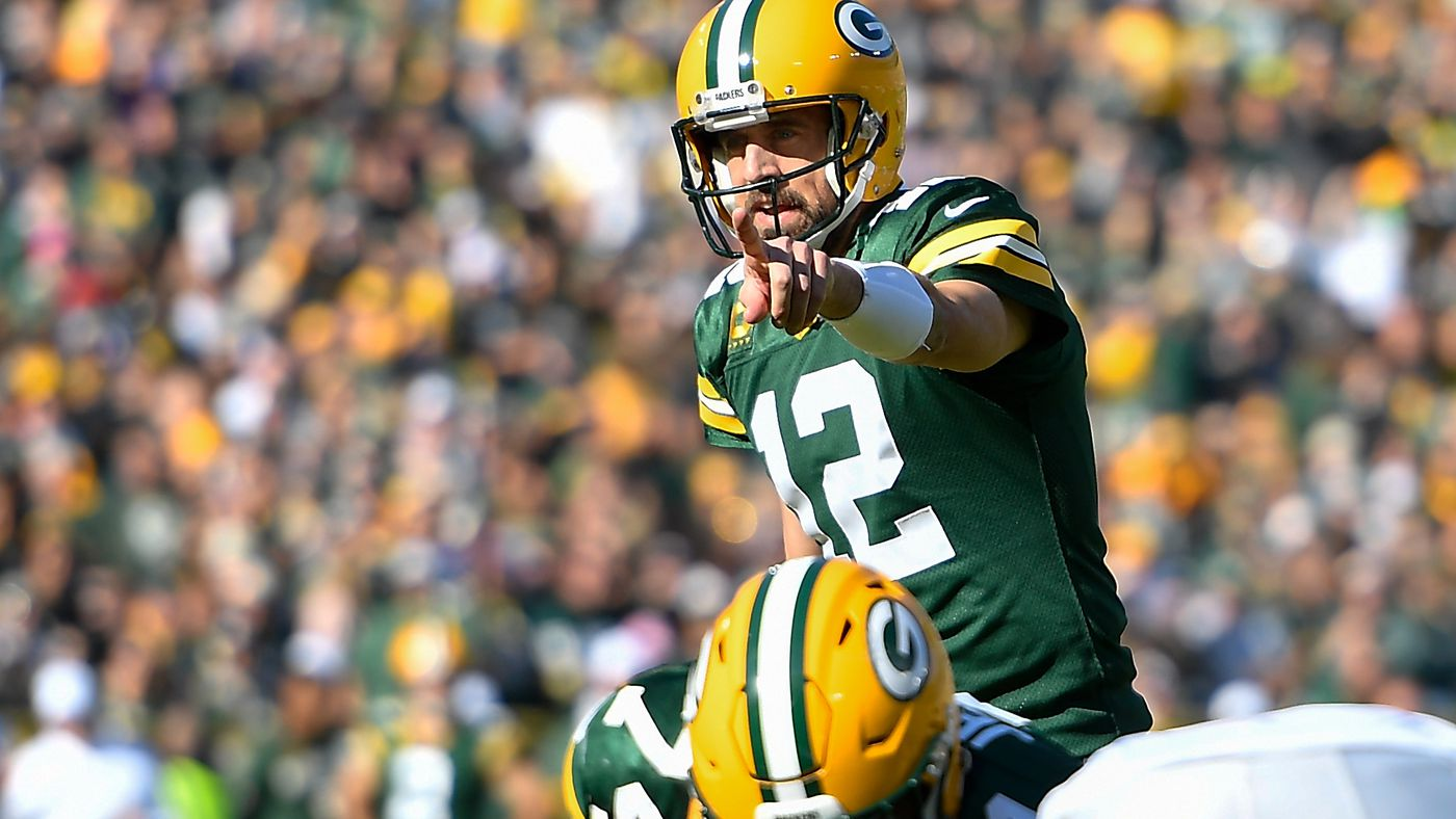 Aaron Rodgers Looks Like the Best Quarterback in Football Again