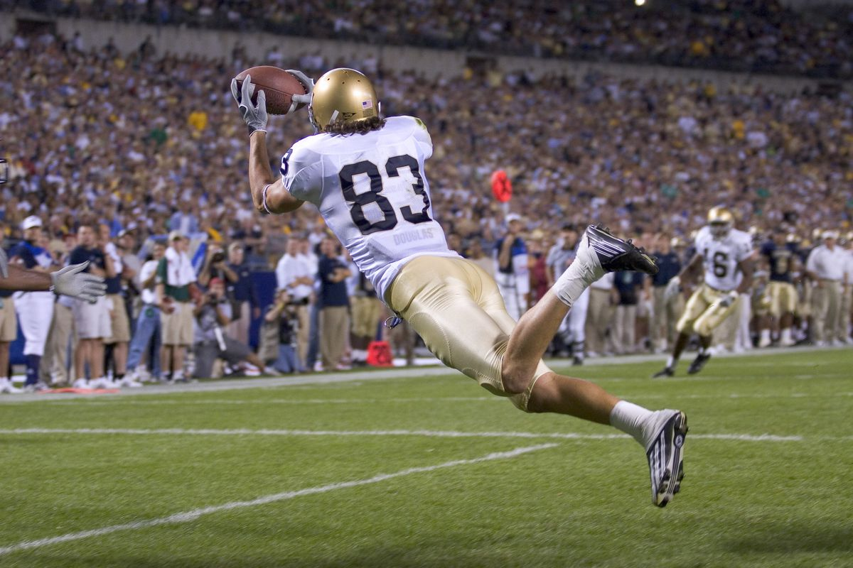 NCAA Footbal 2005 - Pittsburgh vs. Notre Dame