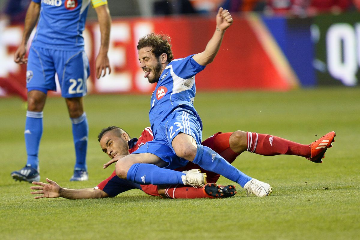Toppling new DP Hernan Bernardello and the Montreal Impact midfield will be key for D.C. United.