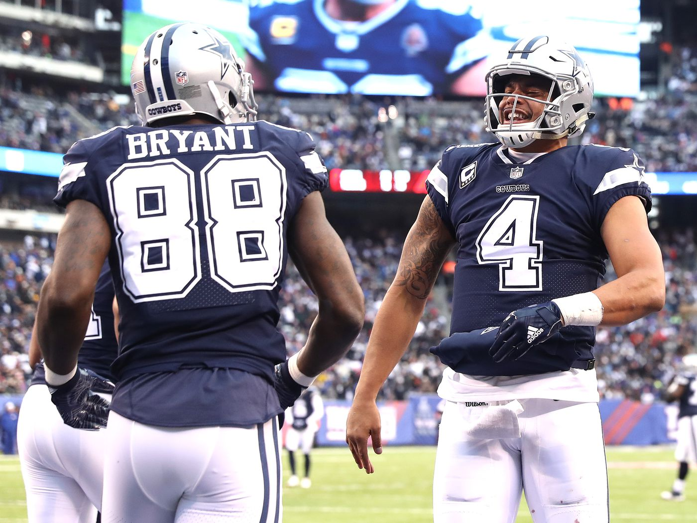Dallas Cowboys Thoughts On Signing Their Own Cba Talks Dez And
