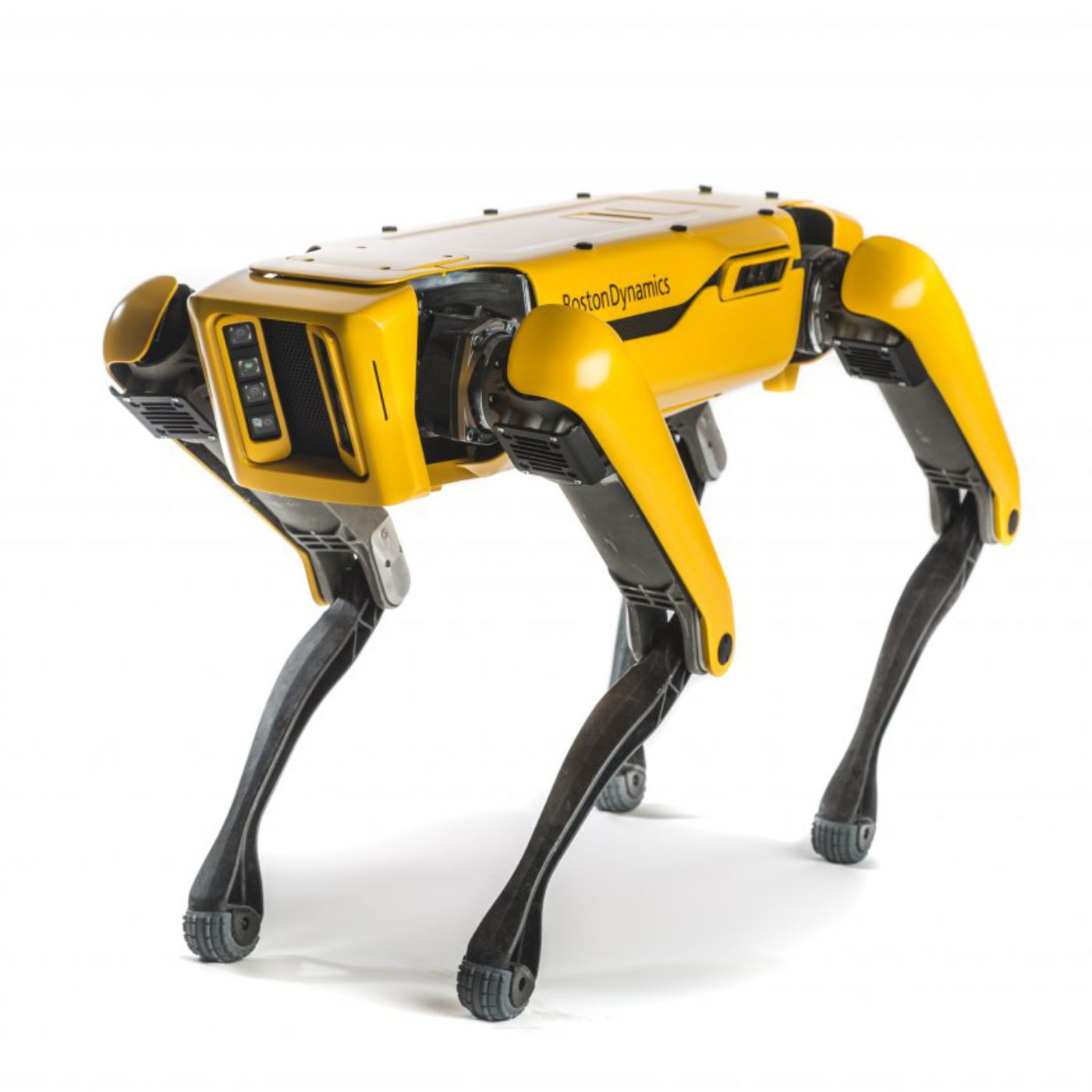 Boston Dynamics' SpotMini robot can haul vehicles, too - The