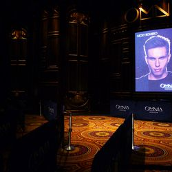 The entrance to Omnia
