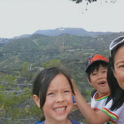 Hiking the Hollywood sign from Griffith Observatory