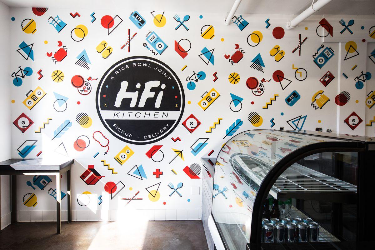 hifi kitchen