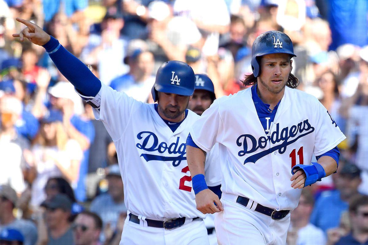 MLB: Boston Red Sox at Los Angeles Dodgers