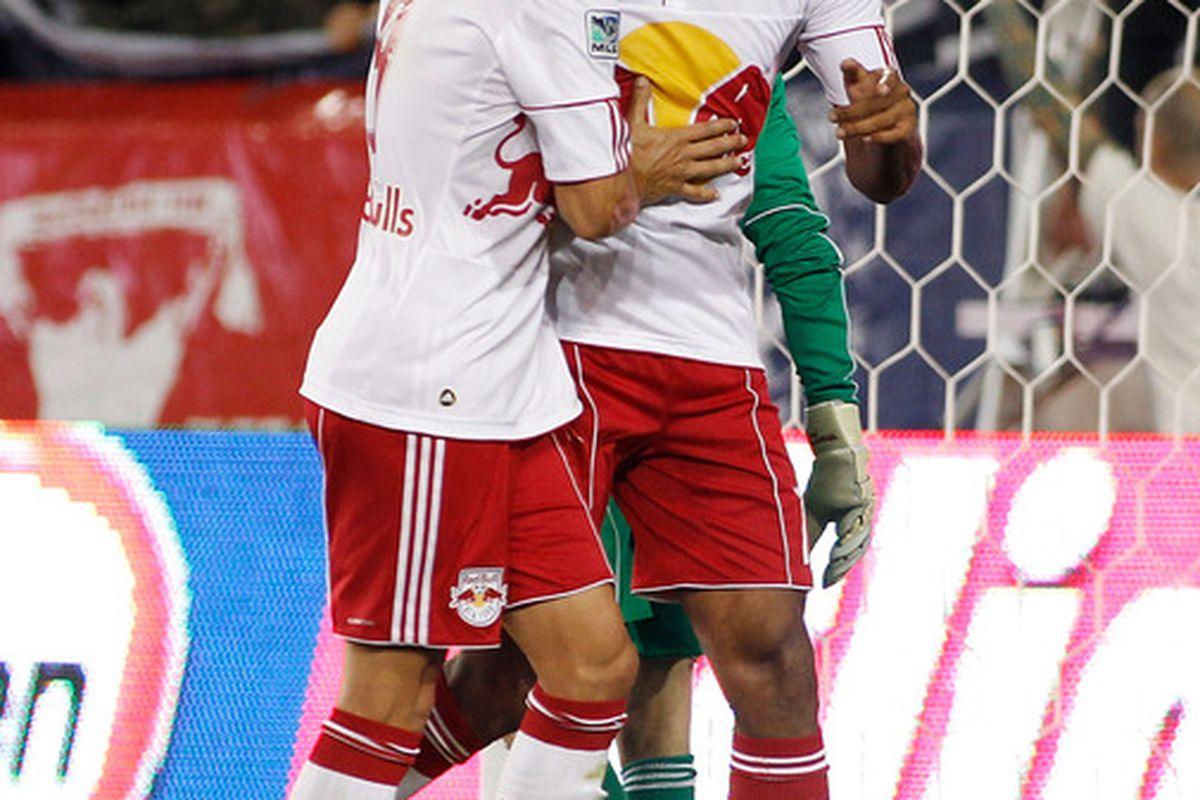 Will the dynamic duo lead the Red Bulls to victory in Real Salt Lake?
