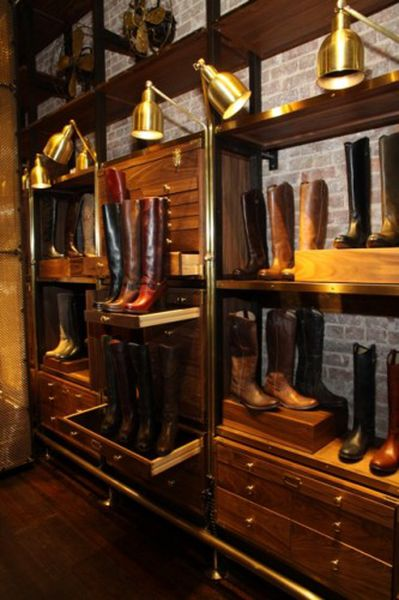 Inside Frye S Rough And Tough Spring Street Flagship
