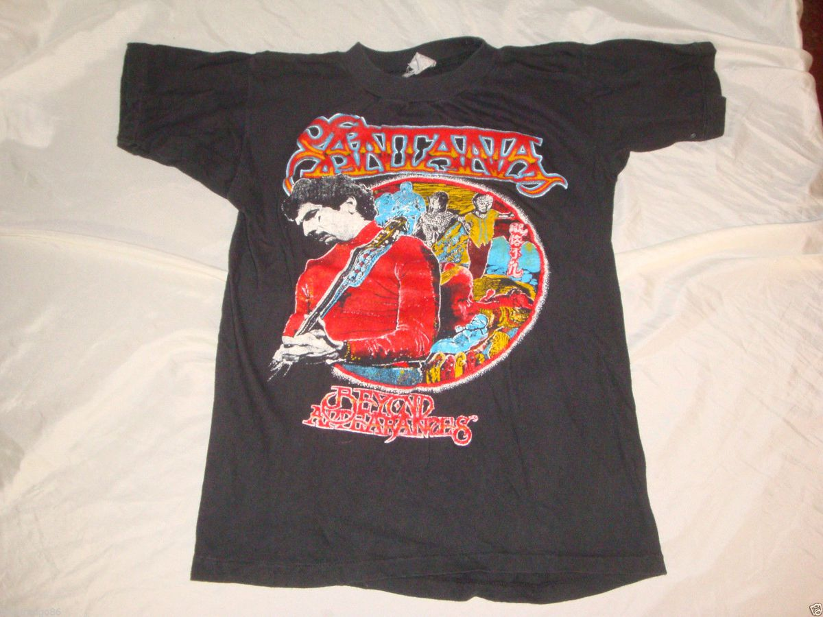 b14c97cd Man, It's a Hard One: Why Can't I Find a Vintage Santana 'Smooth' T ...