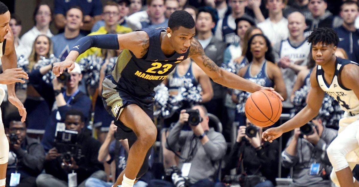 Marquette Lands At #19 In New AP Poll