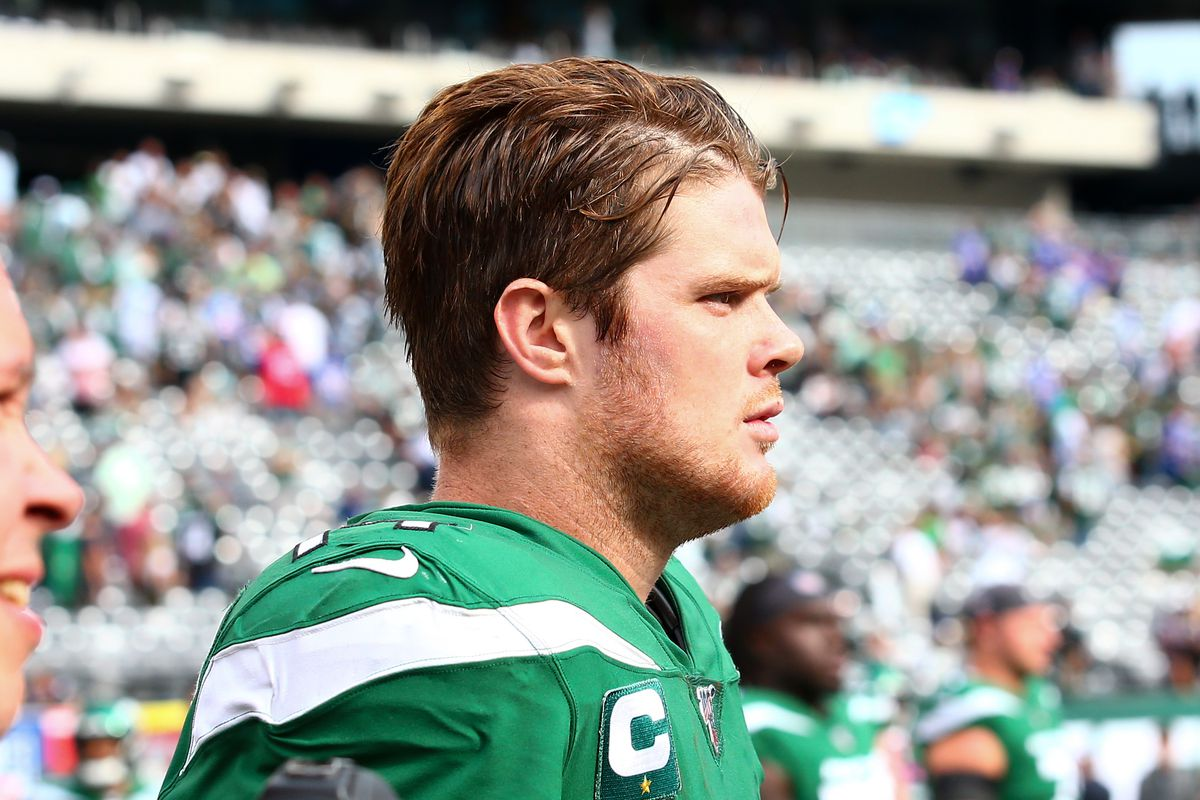 Sam Darnold S Spleen Explained From The Serious To The Meme