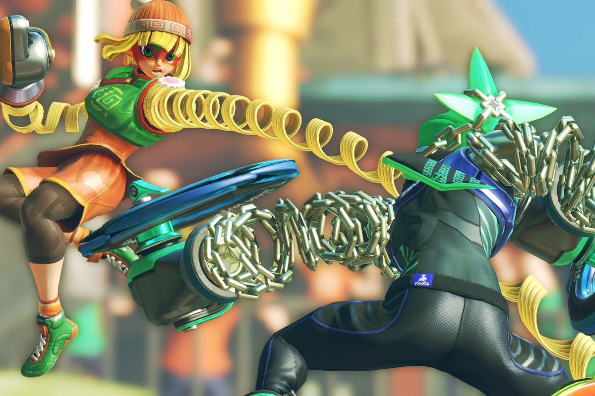 Arms review: is Nintendo's new fighting game for you ...