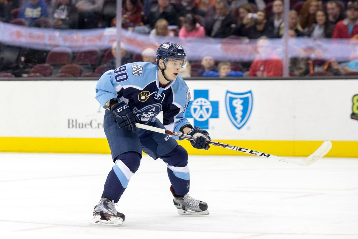 AHL: DEC 02 Milwaukee Admirals at Cleveland Monsters