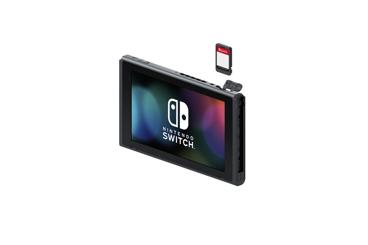 nintendo switch sd karte maximale größe Nintendo is reportedly delaying 64GB game cartridges until 2019