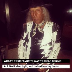 """<span class=""""credit"""">James Goldstein, <a href=""""http://la.racked.com/archives/2014/08/05/20_questions_with_fashionable_nba_superfan_james_goldstein.php"""">Local legend</a>, stylish NBA superfan, and party house owner</span>"""