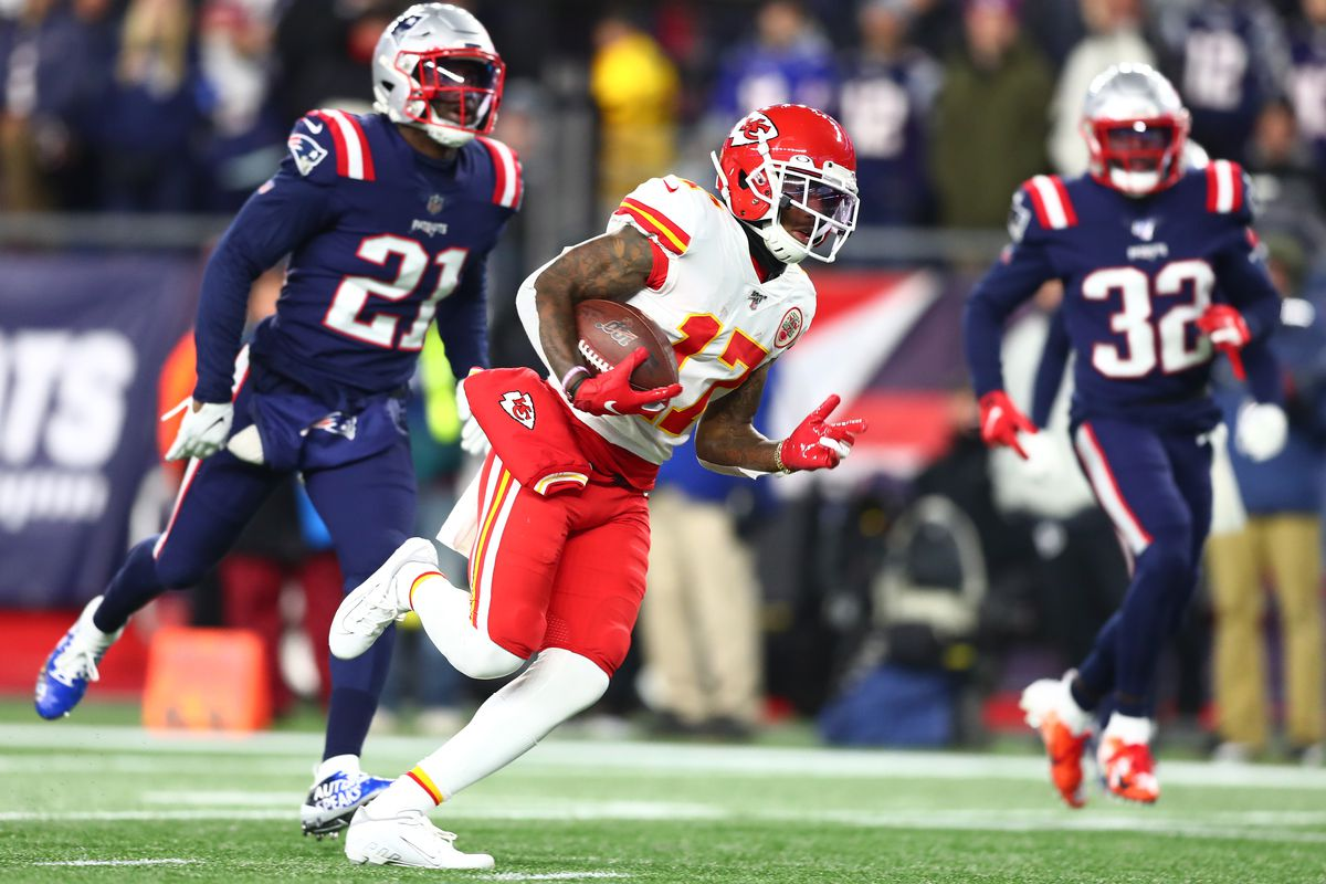 Does Chiefs WR Mecole Hardman deserve more playing time? - Arrowhead Pride