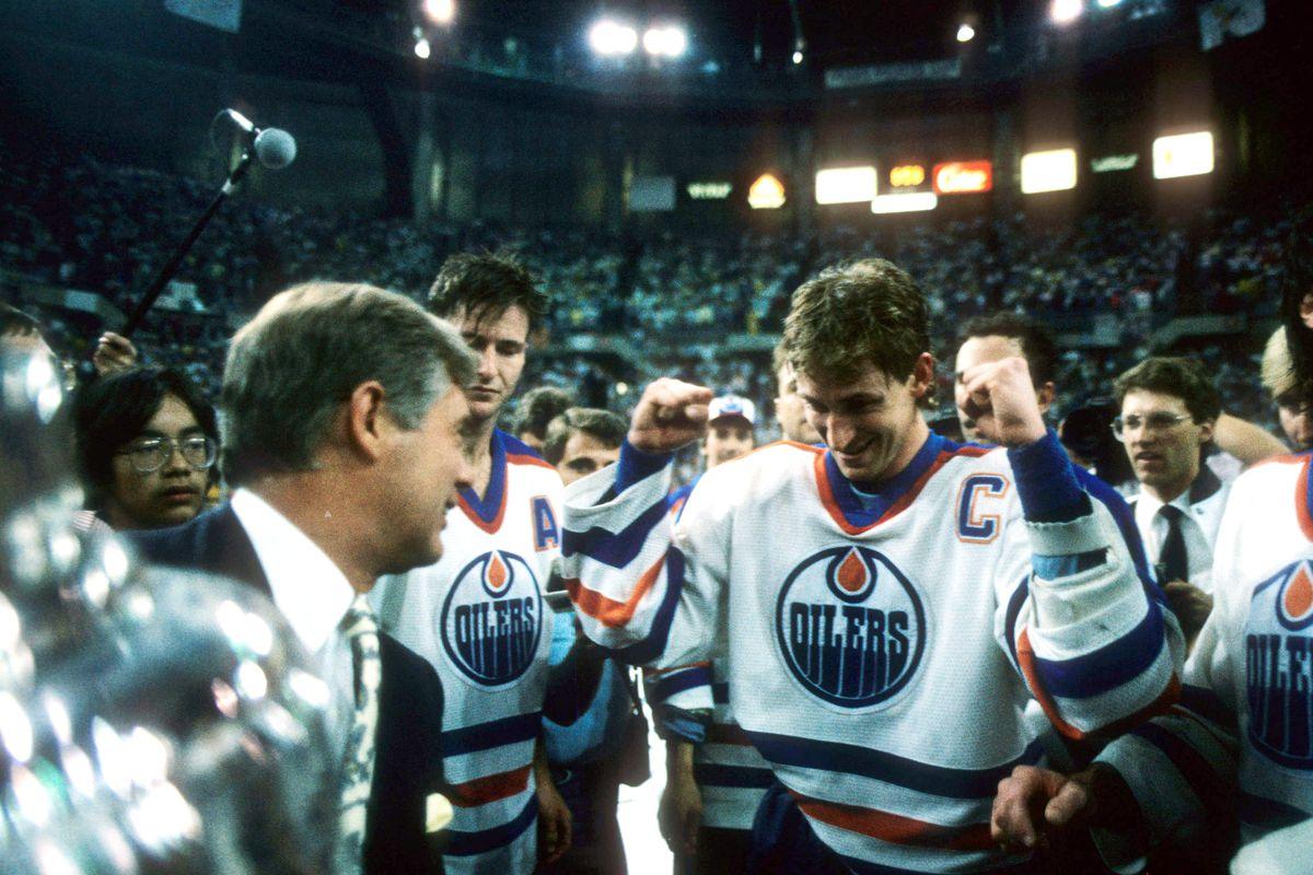 1987 Stanley Cup Finals - Game 7: Philadelphia Flyers v Edmonton Oilers