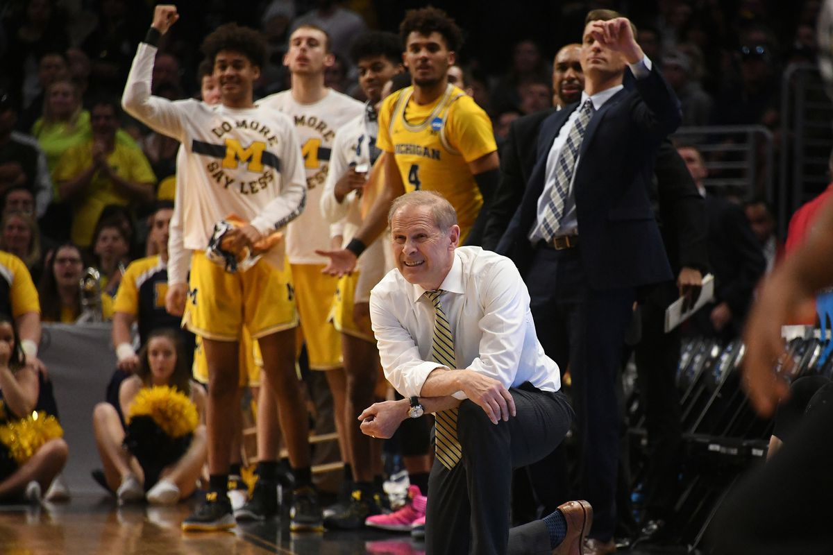 Michigan Basketball 2018 19 Full Schedule Maize N Brew