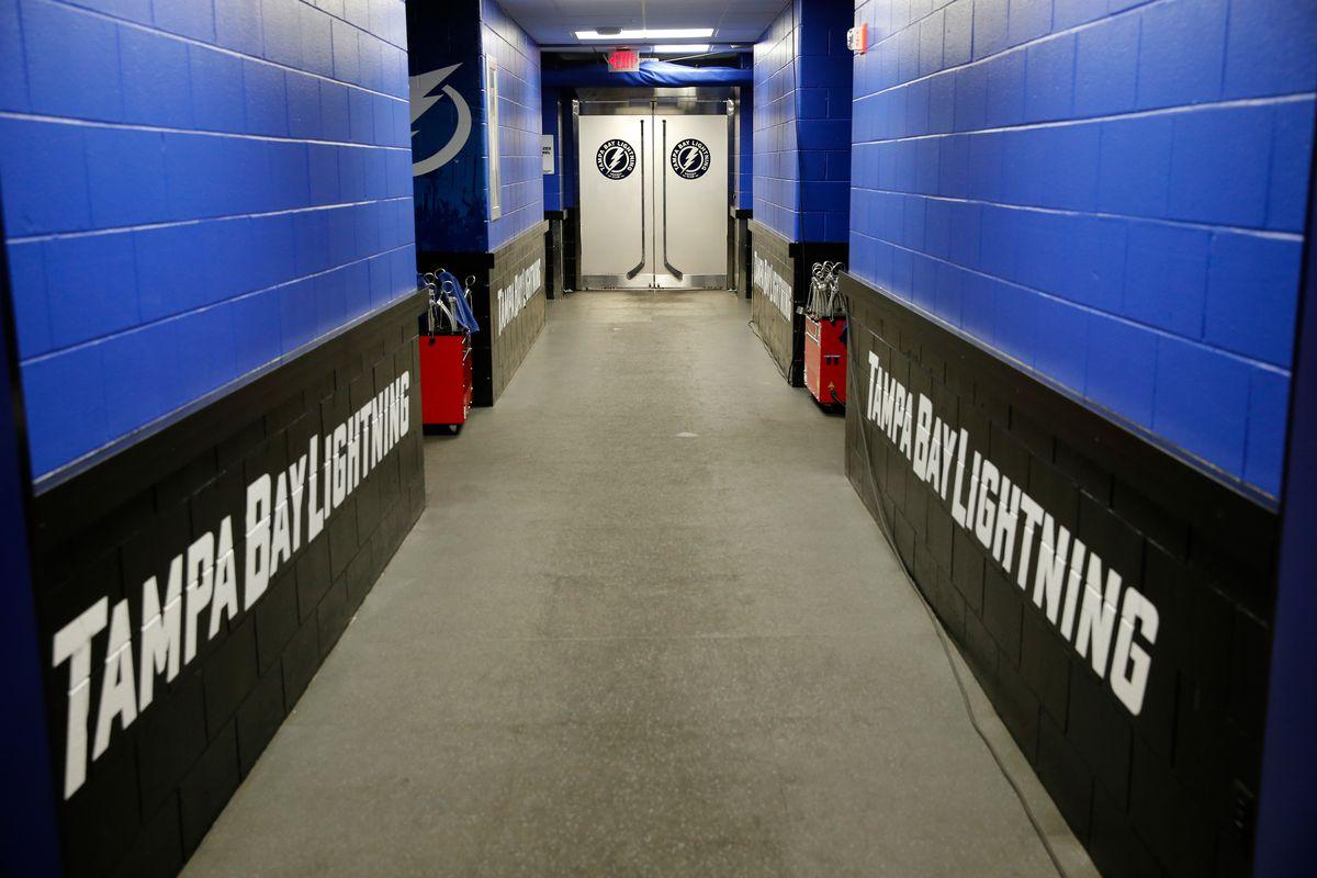 New York Rangers v Tampa Bay Lightning
