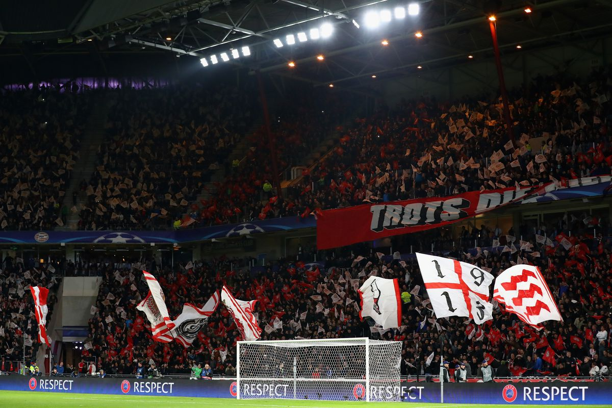 PSV Eindhoven v FC Bayern Muenchen - UEFA Champions League