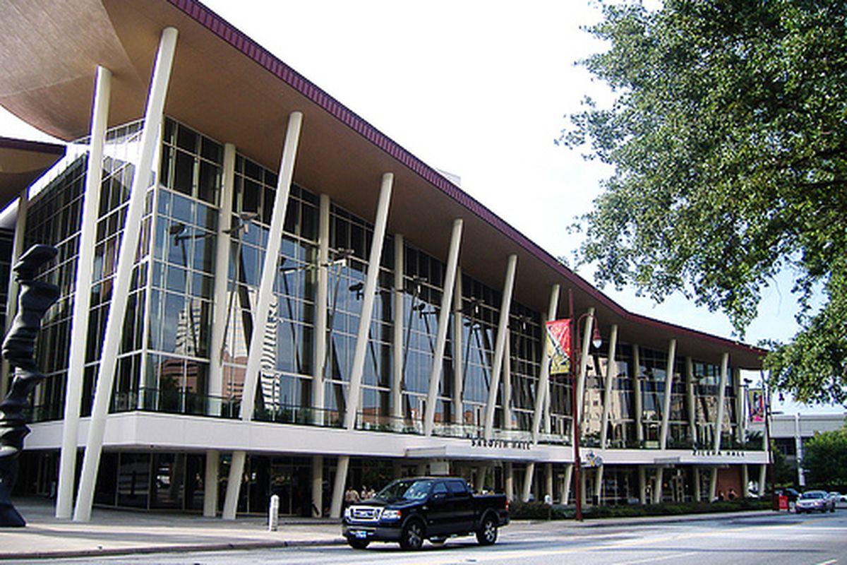 The Hobby Center, home of Artista